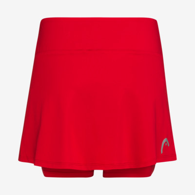 Product hover - CLUB Basic Skort W red