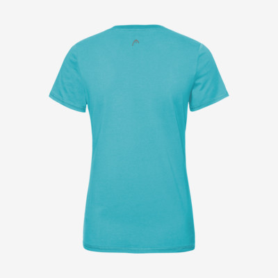 Product hover - CLUB LUCY T-Shirt W aqua/magenta