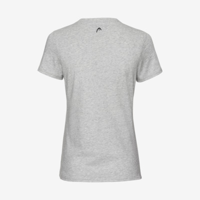 Product hover - CLUB LUCY T-Shirt Women grey melange/black