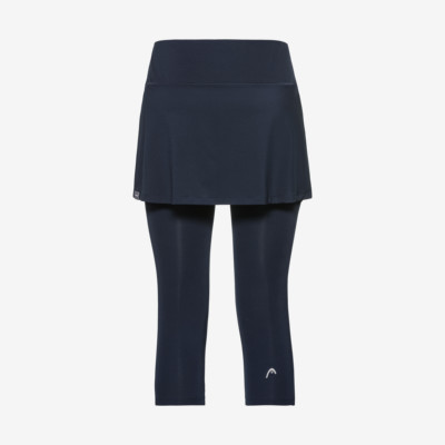 Product hover - CLUB 3/4 Tights Skort Women dark blue