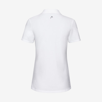 Product hover - CLUB MARY Polo Shirt W white