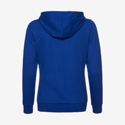 Product hover - CLUB ROSIE Hoodie Women royal blue/red