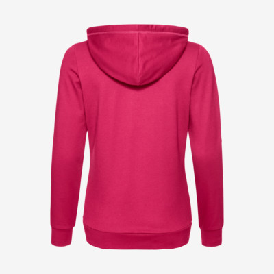 Product hover - CLUB GRETA Hoodie FZ Women magenta/white