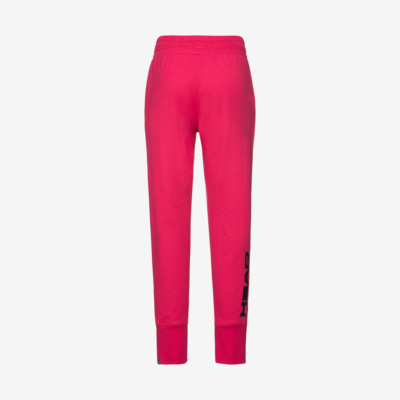 Product hover - CLUB ROSIE Pants W magenta/dark blue