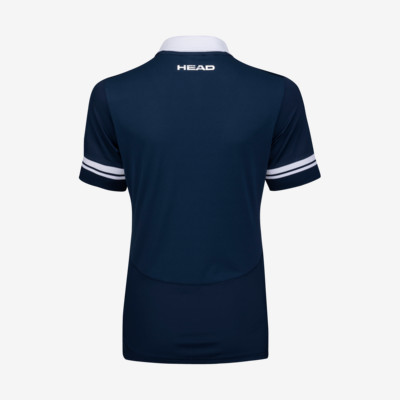 Product hover - PERF Polo II Shirt W dark blue