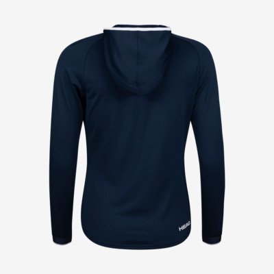 Product hover - BREAKER Hoodie FZ Women dark blue