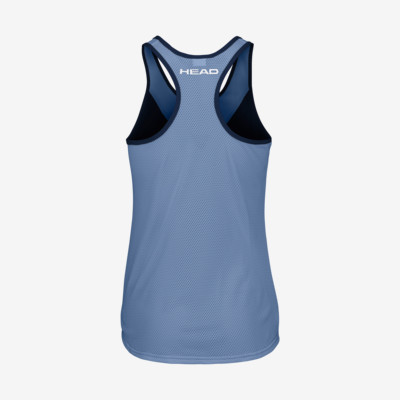 Product hover - TENLEY Tank Top Women dark blue/infinity