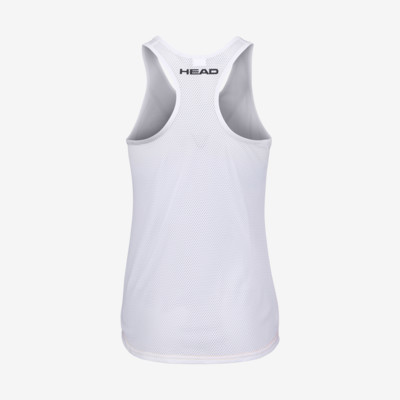Product hover - TENLEY Tank Top Women white
