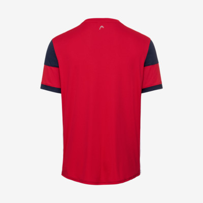 Product hover - VOLLEY T-Shirt B dark blue/red