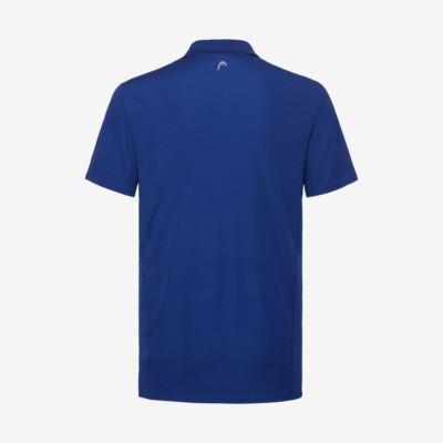 Product hover - CLUB Tech Polo Shirt B royal blue