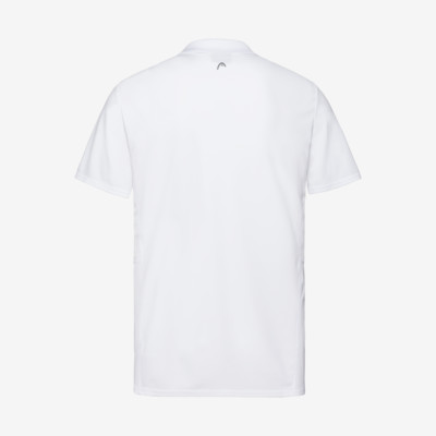 Product hover - CLUB Tech Polo Shirt B white/dress blue