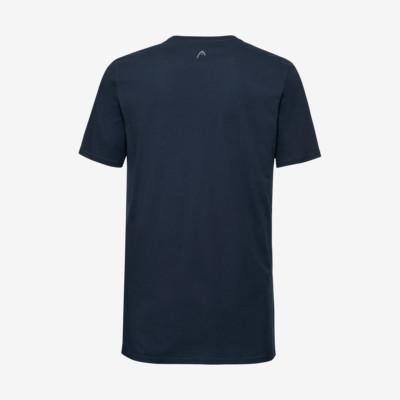 Product hover - CLUB IVAN T-Shirt JR dark blue/yellow