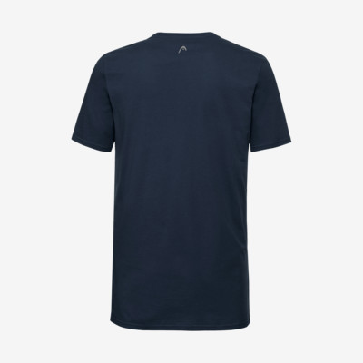 Product hover - CLUB IVAN T-Shirt JR dark blue/yellow