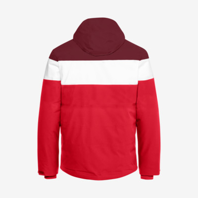 Product hover - POWDER Jacket Men red/burgundy