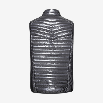 Product hover - PRIMO Vest Men metallic iron gate