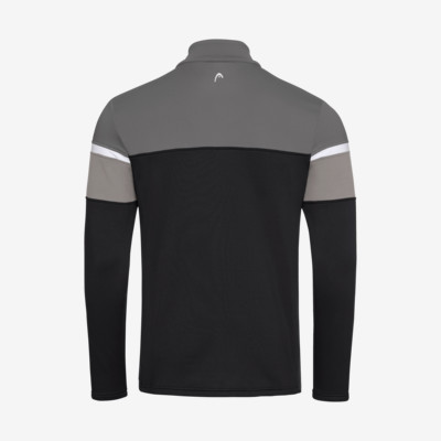 Product hover - CARTER Midlayer FZ Men black/anthracite