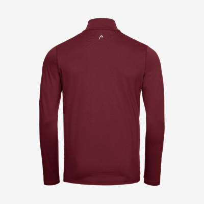 Product hover - LEVI Midlayer HZ Men burgundy