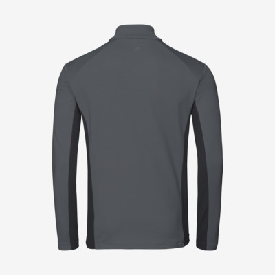 Product hover - ANTON Midlayer FZ Men anthracite/black