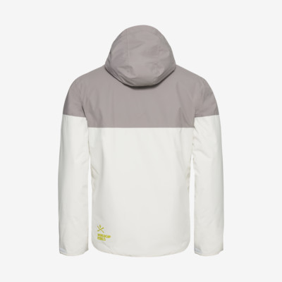 Product hover - RACE NOVA Jacket Men white/anthracite