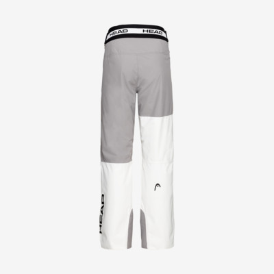 Product hover - RACE NOVA Pants Men white/anthracite