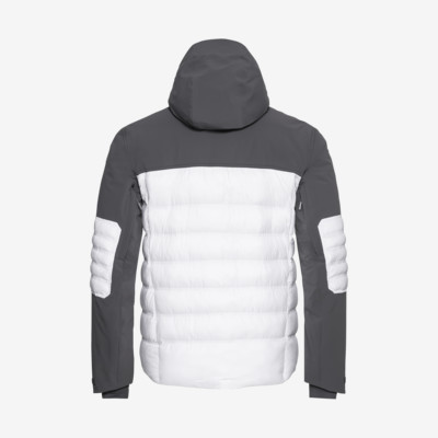Product hover - REBELS SUN Jacket Men white/anthracite