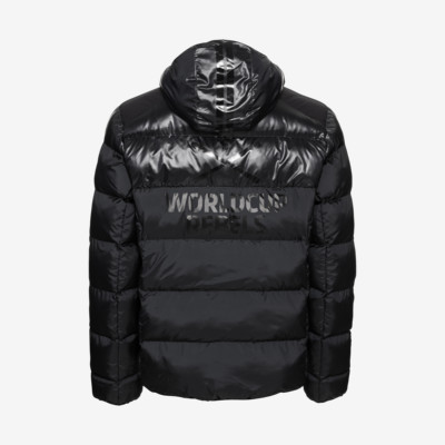 Product hover - REBELS STAR Jacket Men black