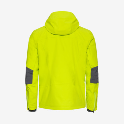 Product hover - REBELS Jacket Men lime/anthracite