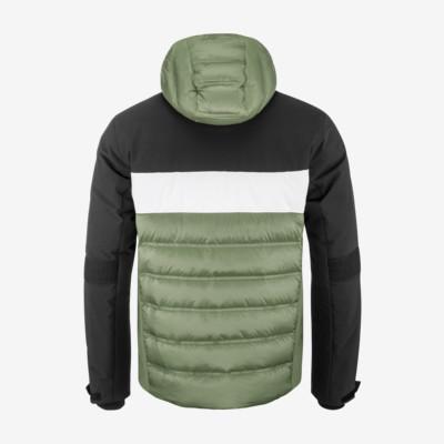 Product hover - REBELS SUN Jacket Men olive/black