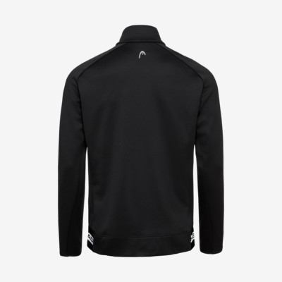 Product hover - RACE Midlayer FZ Men black