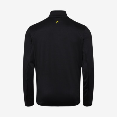 Product hover - RACE Midlayer FZ M black