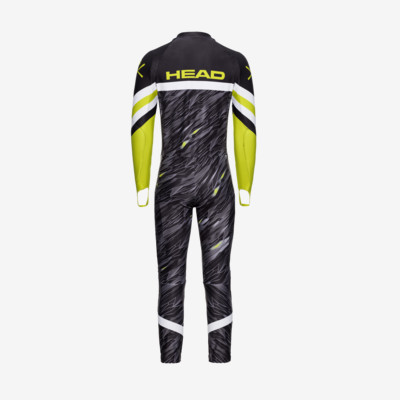 Product hover - RACE Suit Men black/yellow