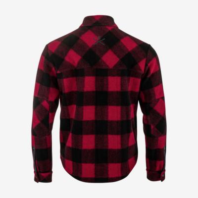 Product hover - REBELS Shirt Men red/black