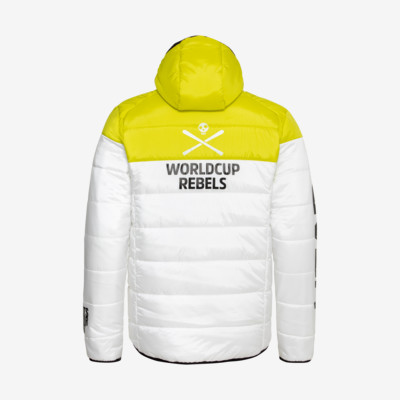 Product hover - RACE STAR LIGHT Jacket Men white/yellow