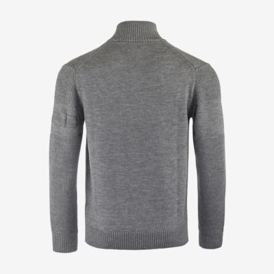 Product hover - LYRIC Pullover Men grey melange