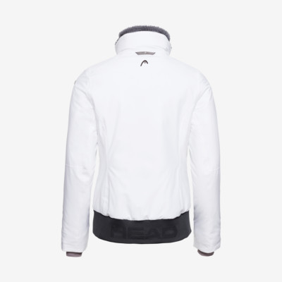 Product hover - DEMI Jacket Women white