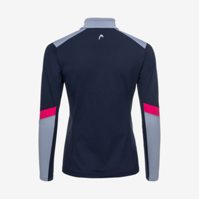 Product hover - LUNA Midlayer HZ Women dark blue/pink