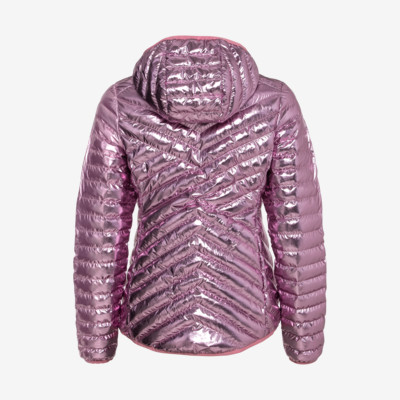 Product hover - PRIMA Hooded Jacket Women metallic pink