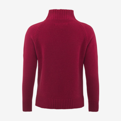 Product hover - AMBER Pullover Women chilli