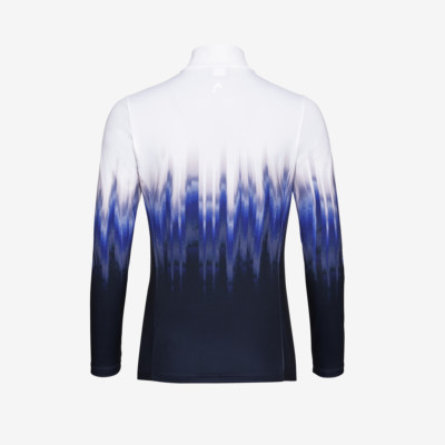 Product hover - BREE Midlayer HZ Women royal blue/dark blue