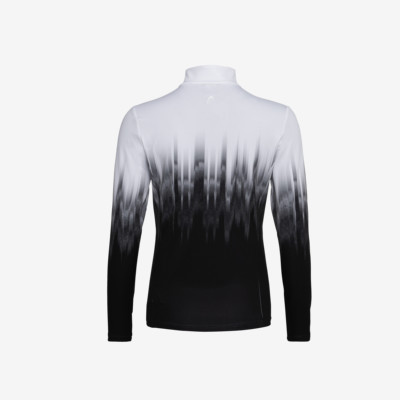 Product hover - BREE Midlayer HZ Women titanium-black