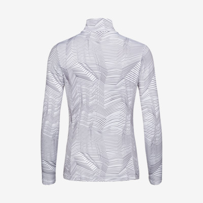 Product hover - BREE Midlayer HZ Women fragmental white