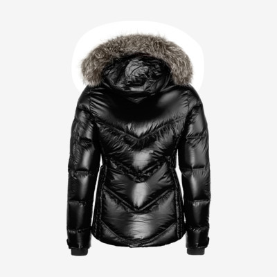 Product hover - FROST FUR Jacket Women YB