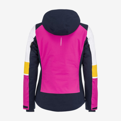 Product hover - INFINITY Jacket Women pink/white
