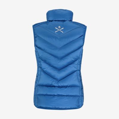 Product hover - GRACE Vest Women aqua