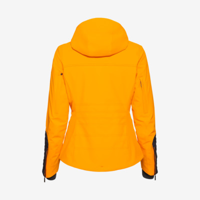 Product hover - REBELS Jacket Women orange/anthracite