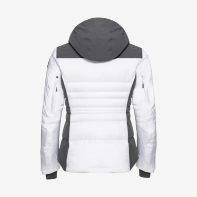 Product hover - REBELS SUN Jacket Women white/anthracite