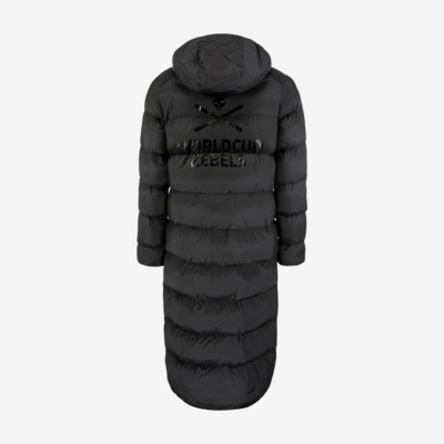 Product hover - REBELS STAR Coat Women black