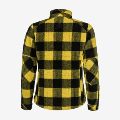 Product hover - REBELS Shirt Women lemon/black