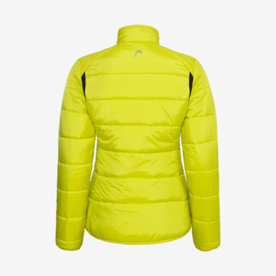 Product hover - RACE KINETIC Jacket Women yellow