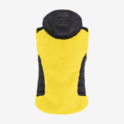 Product hover - REBELS Vest Women lemon/black